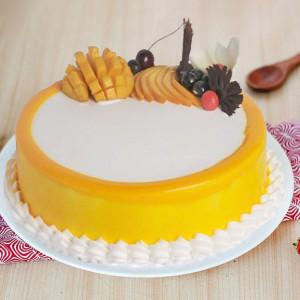 Mango Delight Cake