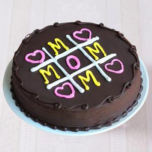 Mom Love XOXO Cake