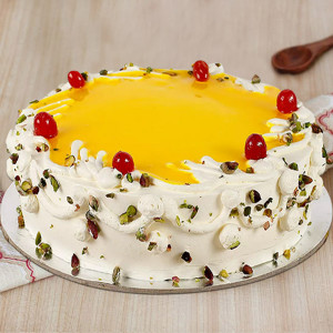 Pista Cream Cake