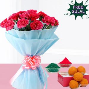 Sweet & Floral Hamper