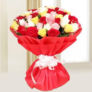 Vibrant Mix Roses