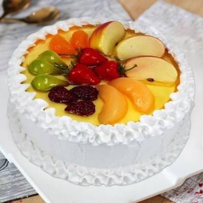 5 Star Fruit Cake