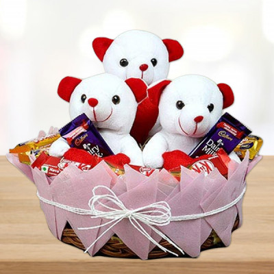 Basket of Surprise