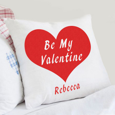 Be My Valentine Cushion