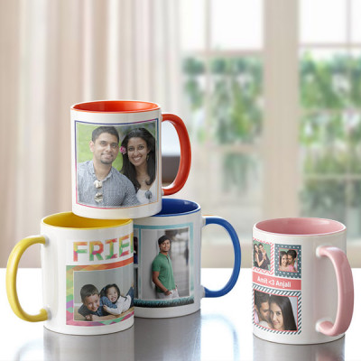 Combo Of 4 Personalised Mug