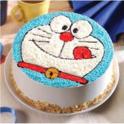 Doremon Cake