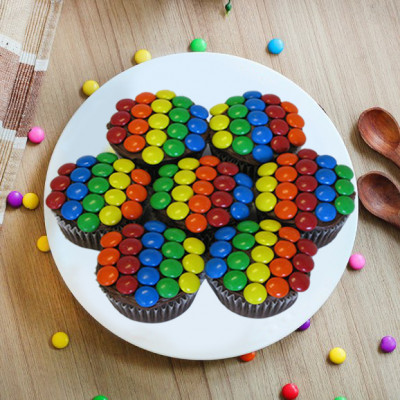 Gems Cupcakes