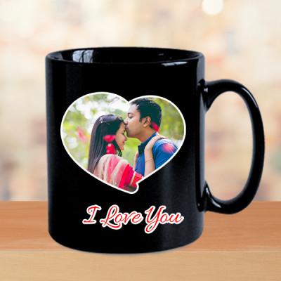 Heart Photo mug