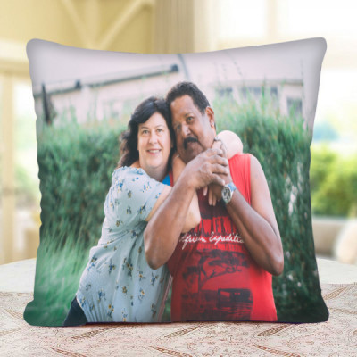 Love Forever Personalised Cushion