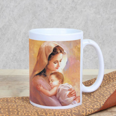 Mother's Love Personalised Mug