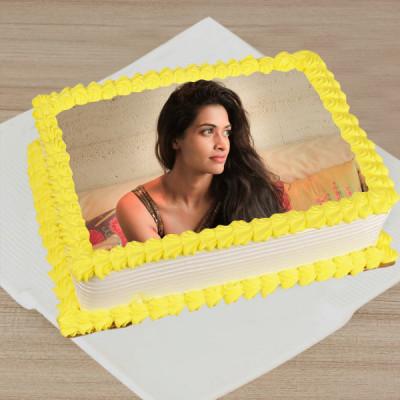 Photo Love Cake