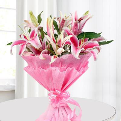 Refined Pink Beauty