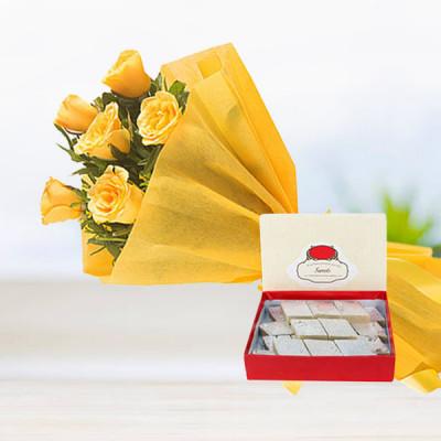 Roses With Kajukatli