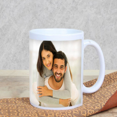 Sweet Couple Personalised Mug