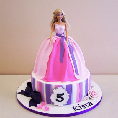 Wishful Barbie Cake