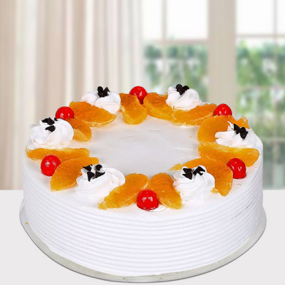 Yummy Fruit Cake